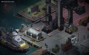 SRR: The Seattle Docks