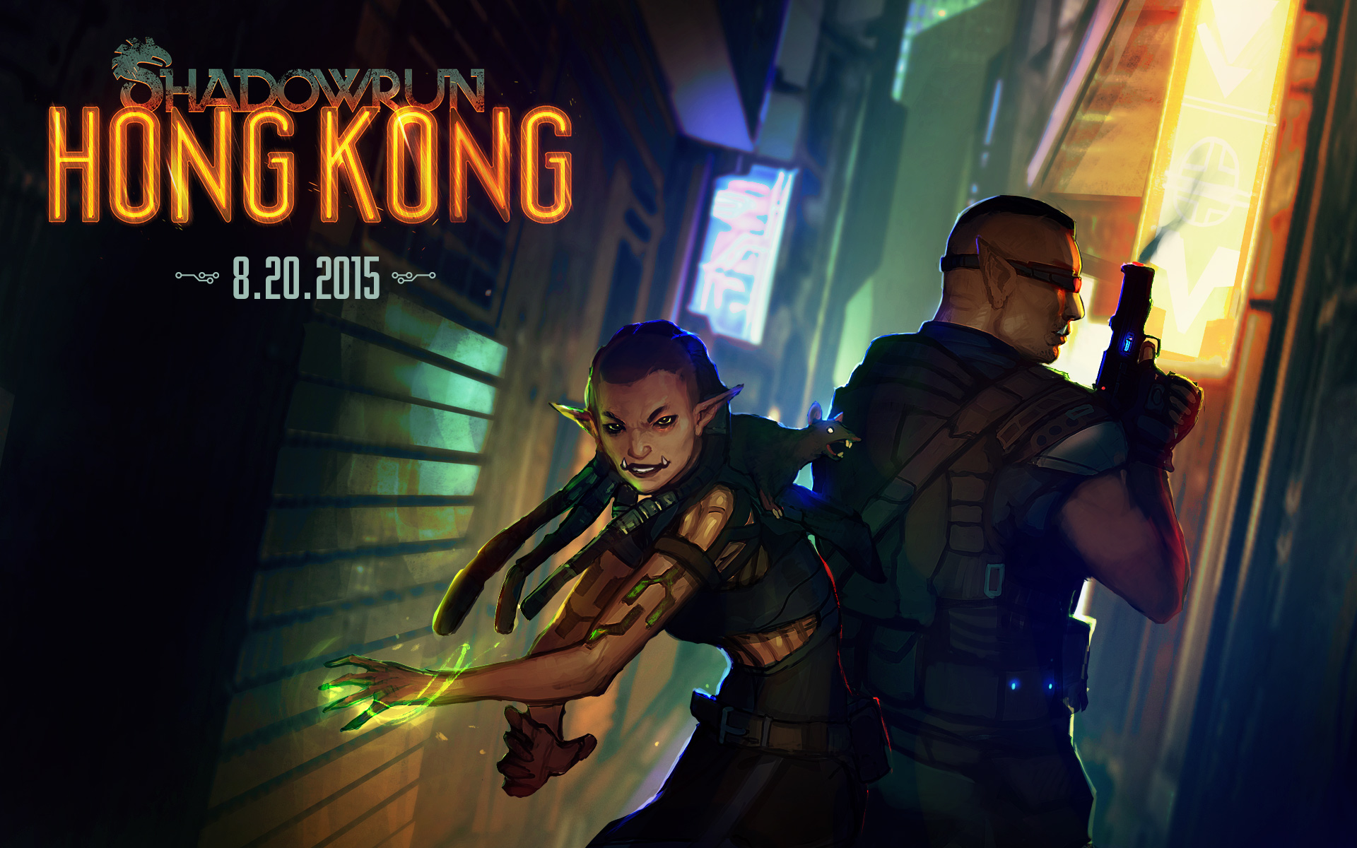 Shadowrun: Hong Kong By Harebrained Schemes LLC » Release